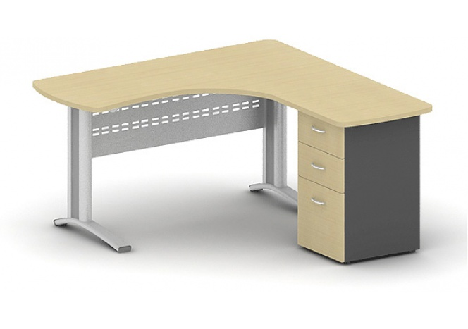 Стол эргономичный - мебель для персонала.