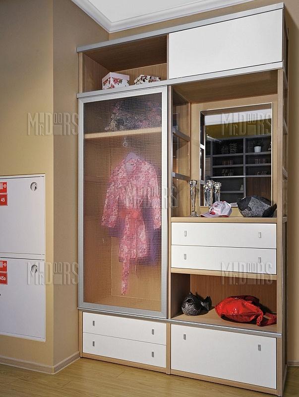 Маленькая прихожая 11 - каталог и фото мебели mr.doors на са.
