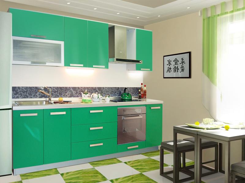 Кухни матовые фото