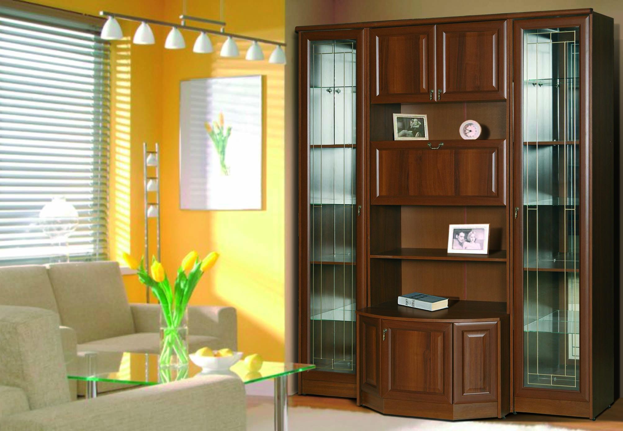 Шкаф для гостинной 2 - шкафы для гостиной.