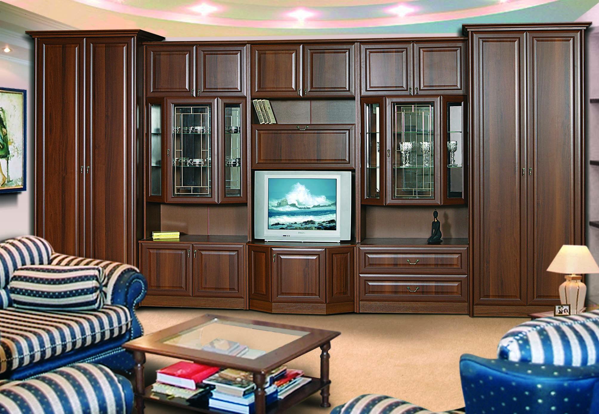 Образцы Мебели Для Гостиной В Москве