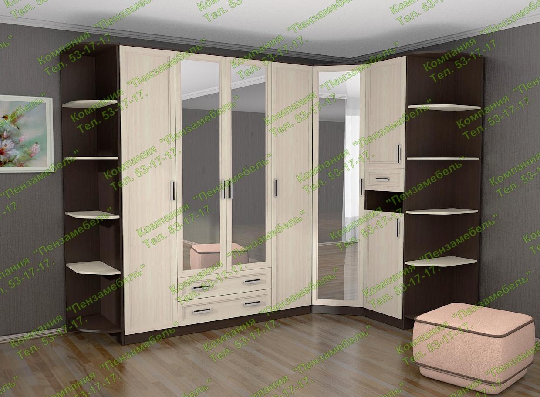 Стенки-угловые decor-furniture.